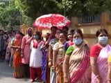 Video : In Polling For Fifth Phase Of Bengal Election, 342 Candidates Contesting