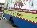 Video : Bus Breaks Down In Patna. Within, 9 Lakh Covishield Vaccine Doses