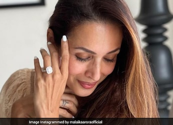 Malaika Arora's Friend Sends Over Some Nutty, Guilt-Free Treats (See Pic)