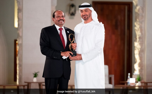 Indian Business Tycoon Yusuffali MA Gets Top Civilian Award In UAE