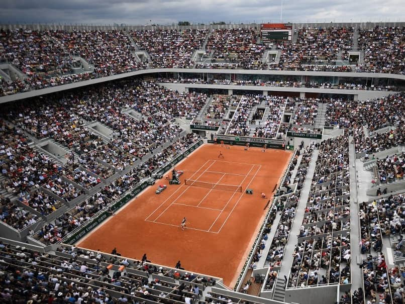 "French Government Says Roland Garros Faces Delay Of ""A Few Days"""
