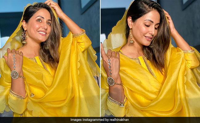This Is What Hina Khan's Iftar Spread Looked Like (See Pic)