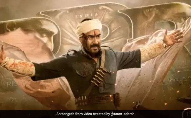 RRR: AJ Devgn is the master of 'power' at first glance