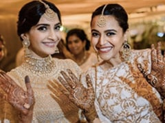 """Dear <i>Behen</i>,"" Wrote Sonam Kapoor In Birthday Wish For Swara Bhasker"