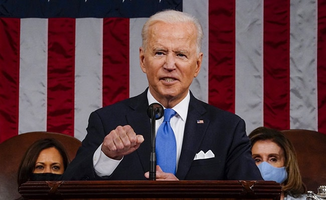 Joe Biden Raises US Refugee Limit To 62,500 After Criticism