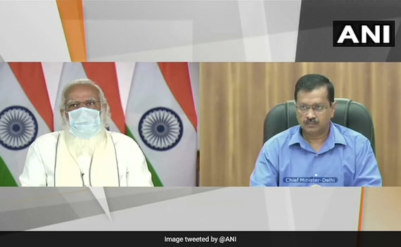 Arvind Kejriwal's Televised Appeal To PM; 'Playing Politics,' Says Centre