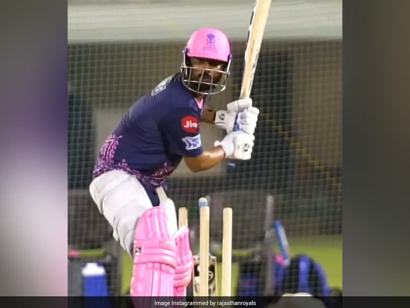 """IPL 2021: """"Locked, Loaded And Fired"""", Rajasthan Royals Rahul Tewatia Gears Up For Upcoming Season. Watch"""