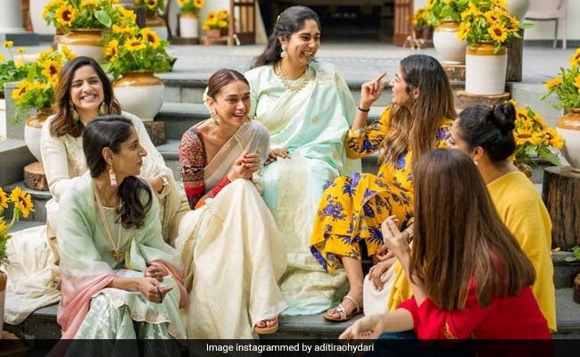 """Directors, Please Note:"" Aditi Rao Hydari Looks This Happy When She Is ""Alive."" Read Her Post"