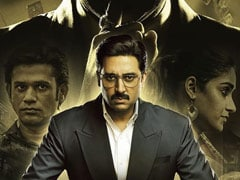 <I>The Big Bull</i> Review: Abhishek Bachchan-Led Cast Struggles In Baffling Blob Of A Movie