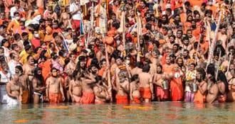 """They'll Distribute Covid As <i>Prasad</i>"": Mumbai Mayor Slams Kumbh Pilgrims"
