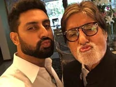 """What Big B Told Abhishek When He Said He Was """"Not Made For This Industry"""""""