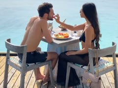 Inside Alanna Panday And Boyfriend Ivor's Date In Maldives