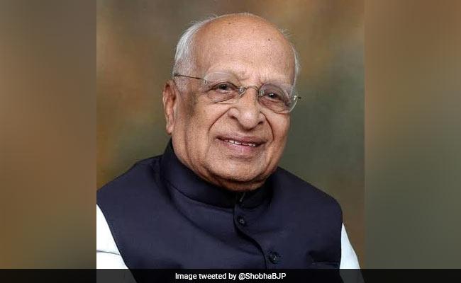 G Venkatasubbaiah, Well-Known Kannada Lexicographer, Dies At 107