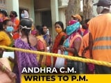 """Video: """"Completely Run Out"""" Of Vaccines: Andhra Chief Minister Writes To PM Modi"""