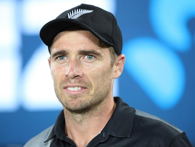 New Zealand Pacer Tim Southee Becomes Second-Highest Wicket-Taker In Men's T20Is