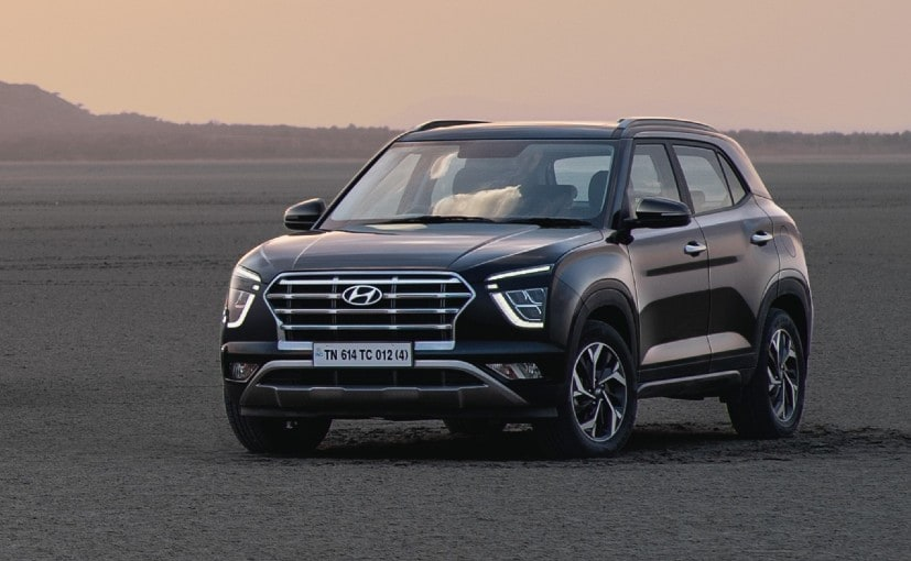 The Hyundai Creta has contributed about 8.1 lakh units to the company's total SUV sales