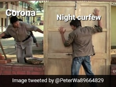 Delhi #NightCurfew Sparks A Meme Fest On Social Media