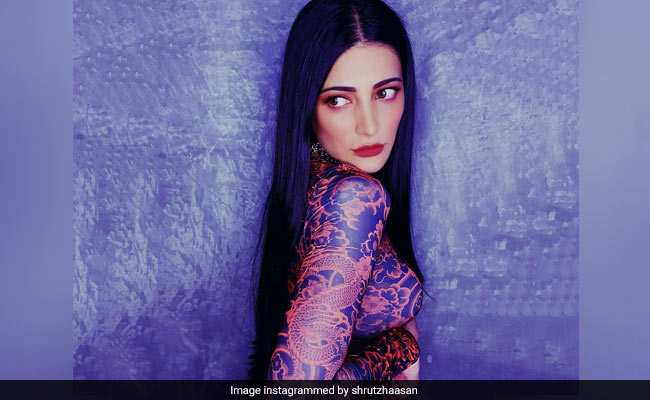 Shruti Haasan Spills The Beans On Her Favourite Food, Dessert And More