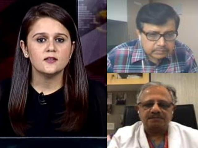 Video : Biggest Covid Surge In Delhi, 17,282 New Cases