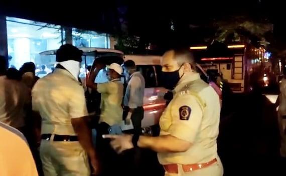 13 Covid Patients Dead In Fire At Maharashtra Hospital