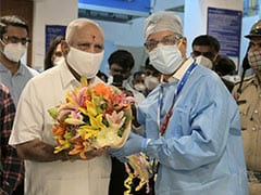 BS Yediyurappa, Who Was Covid+ve For 2nd Time, Discharged From Hospital