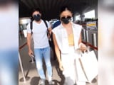 Video : It's Vacation Time For Alia Bhatt And Ranbir Kapoor