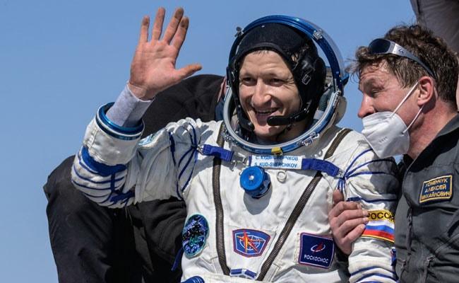 2 Russian Cosmonauts, NASA Astronaut Return From International Space Station  - cs6hv26g sergey kudsverchkov afp 650 625x300 17 April 21 - Two Russian Cosmonauts, NASA Astronaut Return From International Space Station