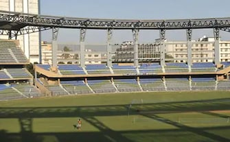 Worry In Cricket Circles After Wankhede Groundstaff Test Covid Positive