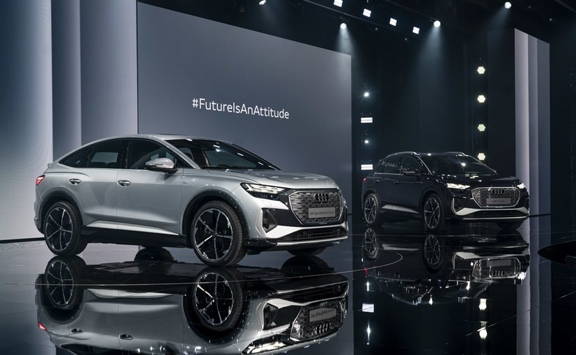 Both, the Audi Q4 e-Tron and Q4 Sportback e-Tron will go on sale in Europe in June 2021