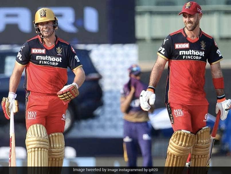 IPL 2021: AB de Villiers, Glenn Maxwell Batter KKR As RCB Maintain Unbeaten Streak