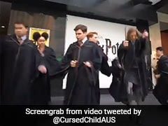 International Dance Day: Here's What Harry Potter Wand Dance Looks Like