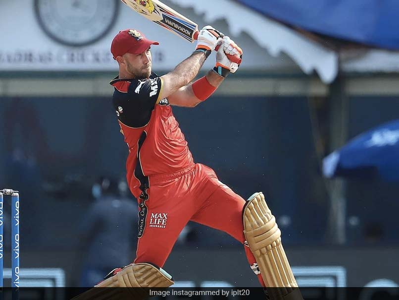 "IPL 2021: Glenn Maxwell Has ""Taken To RCB Like Duck To Water"", Says Virat Kohli"