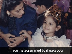 """Rhea Kapoor """"Has Always Been Down For A Fancy Dress Party"""" In Pretty Princess Dresses"""