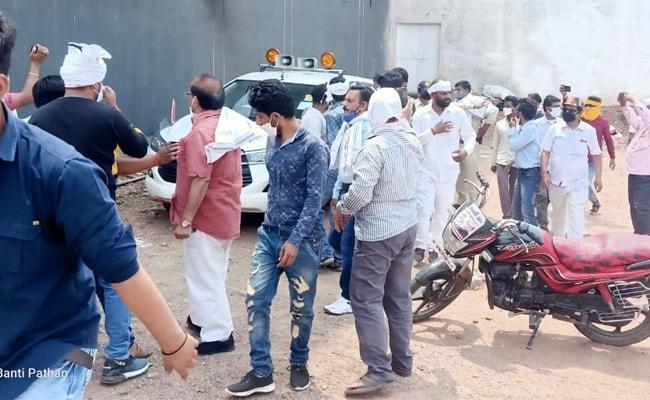 "Congress Alleges Cash-Laden SUV Found In Bypoll Area, BJP Says ""Drama"""