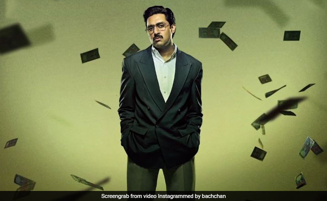 The Big Bull: Abhishek Bachchan's Reply To Troll Who Called His Acting '3rd Rate'