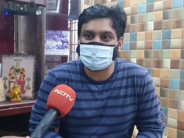 Video : Remdesivir Shortage Badly Hits Families In Tamil Nadu