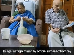 He Is 101, She Is 90. Married for 72 Years, They Share Secret