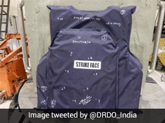 DRDO Develops Lightweight Bullet-Proof Jacket For Indian Army