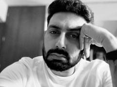 "Abhishek Bachchan Tweeted Hugs. Then Someone Said He Should ""Do More"" - His Reply"
