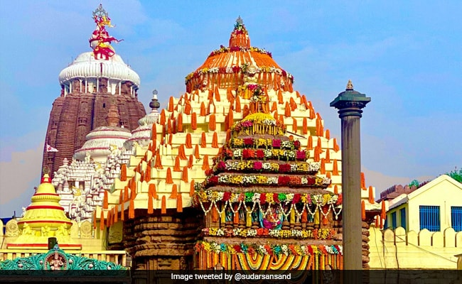 Odisha's Jagannath Temple Reopens For Public After 4 Months