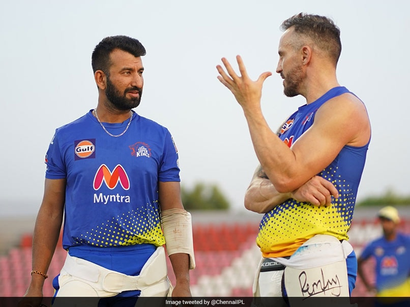 """IPL 2021: CSK Highlight The """"Legends Of Adelaide"""" In Their Squad. See Pic"""