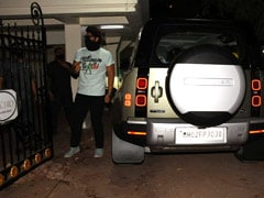 Arjun Kapoor Adds New Car To His Collection - A Land Rover Defender. Pics Here
