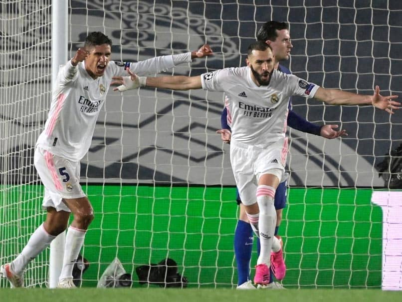 Real Madrid vs Chelsea, Champions League: Karim Benzema Volley Pegs Back Chelsea To Leave Semi-Final In The Balance