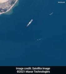 Egypt 'Seizes' Suez Megaship, Demands Nearly $1 Billion Compensation