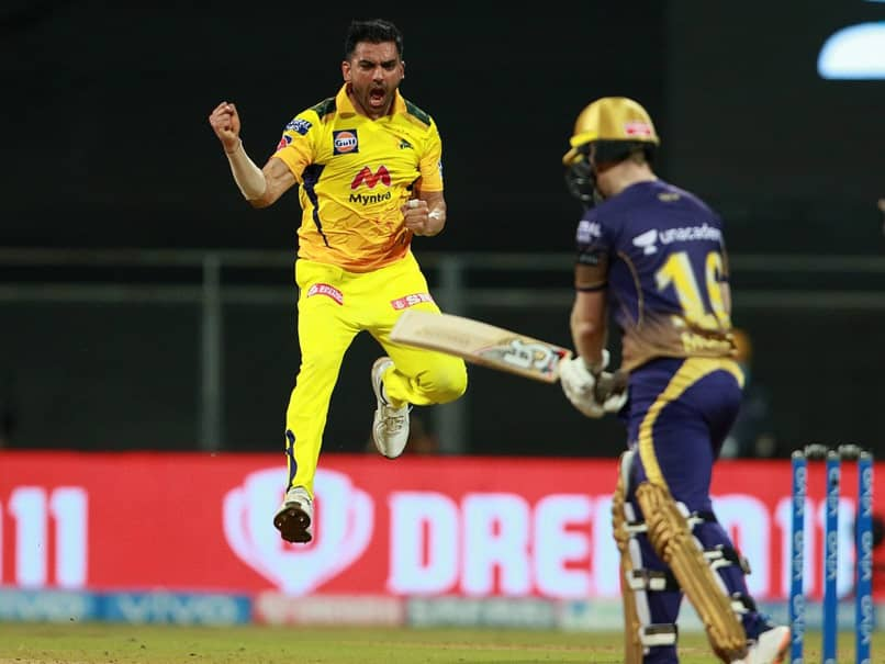 IPL 2021: Early Collapse Proves Costly For KKR As CSK Edge High-Scoring Thriller