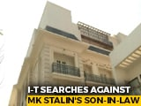 Video : 1.36 Lakhs Found, Returned, After Raids On Home Of DMK Chief's Son-In-Law