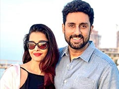 "To ""Crazy In Love"" Aishwarya And Abhishek Bachchan On Their Anniversary, ""Hugs And Love"" From Tina Ambani"