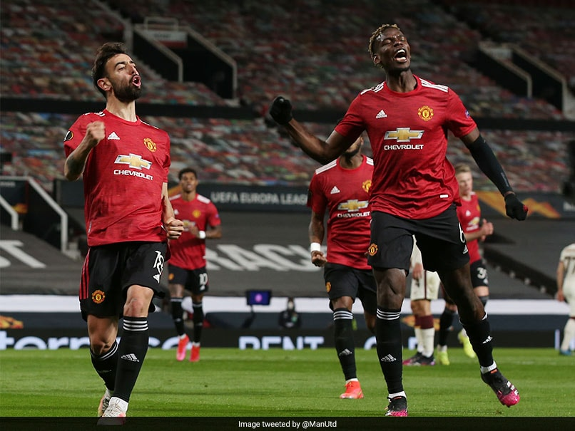 Europa League: Manchester United Hit Roma For Six To Banish Semi-Final Hoodoo