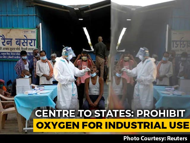 Video : Oxygen For Industrial Use To Be Diverted For Covid Patients Amid Spike