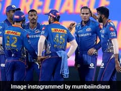 """Some Senior Indian Guys Dont Like Being Restricted"": MI Fielding Coach"